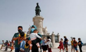 Censos 2021: Saldo migratório não compensa redução da população portuguesa