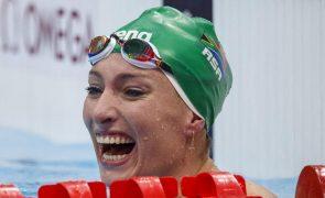 Tóquio2020: Sul-africana Tatjana Schoenmaker bate recorde olímpico nos 200 bruços