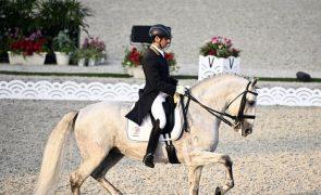 Tóquio2020: Rodrigo Torres 16.º no Grand Prix Freestyle de ensino em equestre