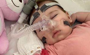 Bebé com doença muito rara 'renasce' com medicamento Zolgensma