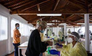 Covid-19: Açores com 60 novos infetados em sete ilhas