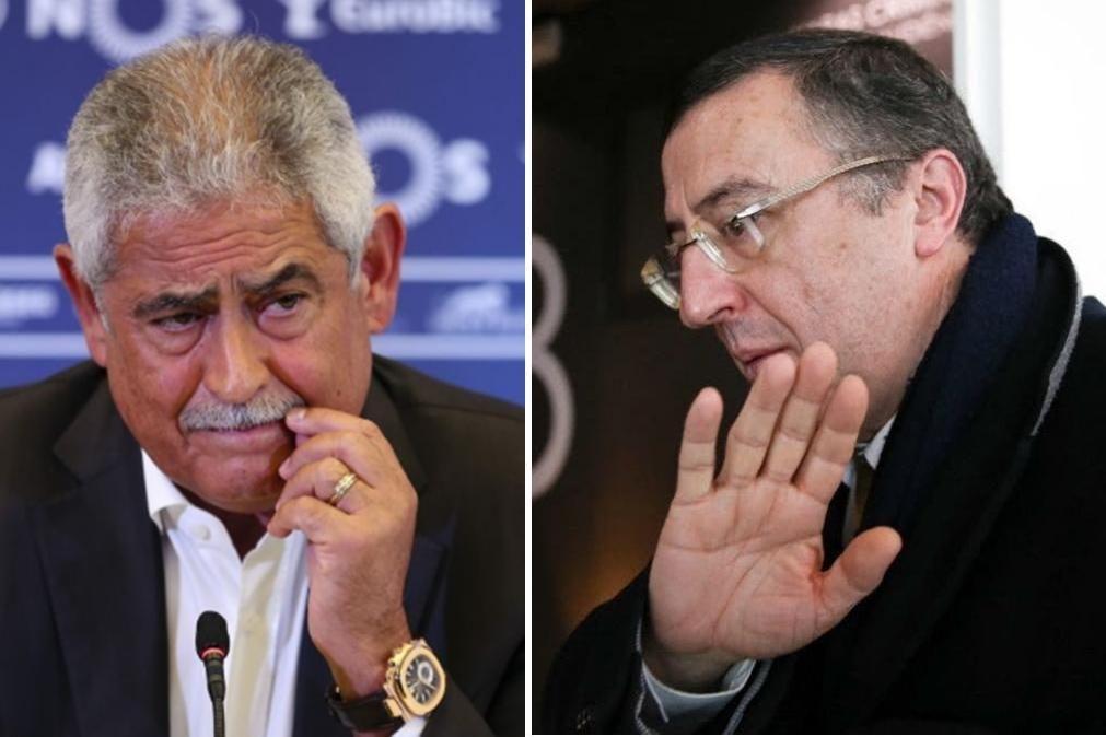 Juiz rejeita caução apresentada por Luís Filipe Vieira
