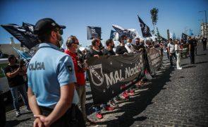 Polícias rejeitam proposta do MAI e prometem novos protestos