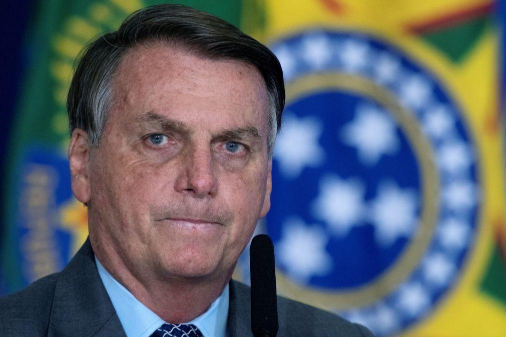 Bolsonaro fez 87 insultos a jornalistas e 'medias' no primeiro semestre - RSF