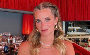 Júlia Palha Nova personagem, novo cabelo! Atriz mostra look e fãs atiram: