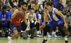 Benfica contrata basquetebolista José Barbosa