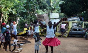 Covid-19: São Tomé e Príncipe com oito infeções nas últimas 24 horas