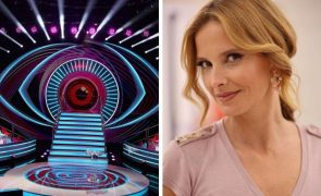 Nova casa do Big Brother é um pré-fabricado perto da mansão de luxo de Cristina Ferreira