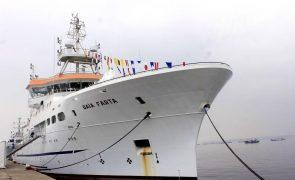 Navio oceanográfico angolano vai finalmente navegar e  avaliar recursos pesqueiros nos próximos dias