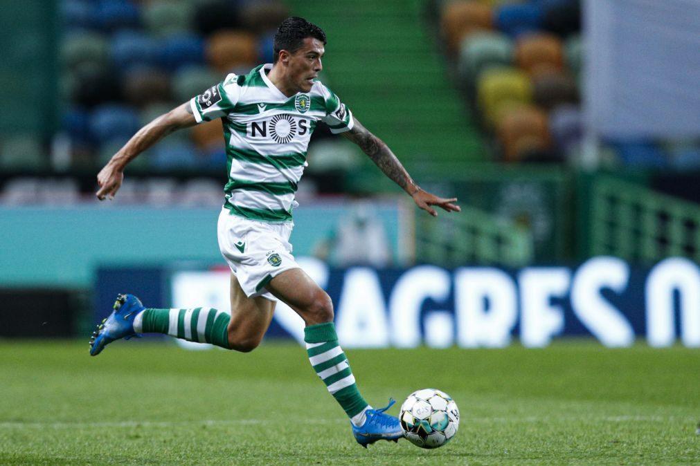 Sporting prepara embate com Sporting de Braga da Supertaça sem Pedro Porro