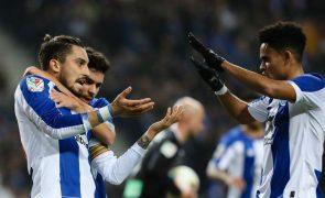 FC Porto empata com Roma, de José Mourinho, em jogo de preparação