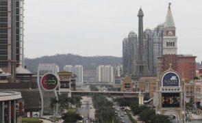 Ocupação média hoteleira em Macau cai para 45,3% em junho
