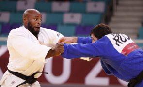 Tóquio2020: Judoca Jorge Fonseca nas meias-finais de -100 kg