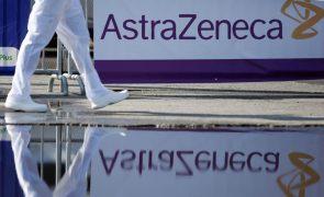 Covid-19: AstraZeneca lucrou cerca de 860 milhões de euros com venda de vacinas