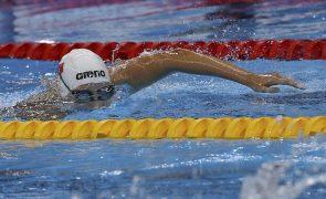 Tóquio2020: Nadadora Tamila Holub falha apuramento para a final dos 800 livres