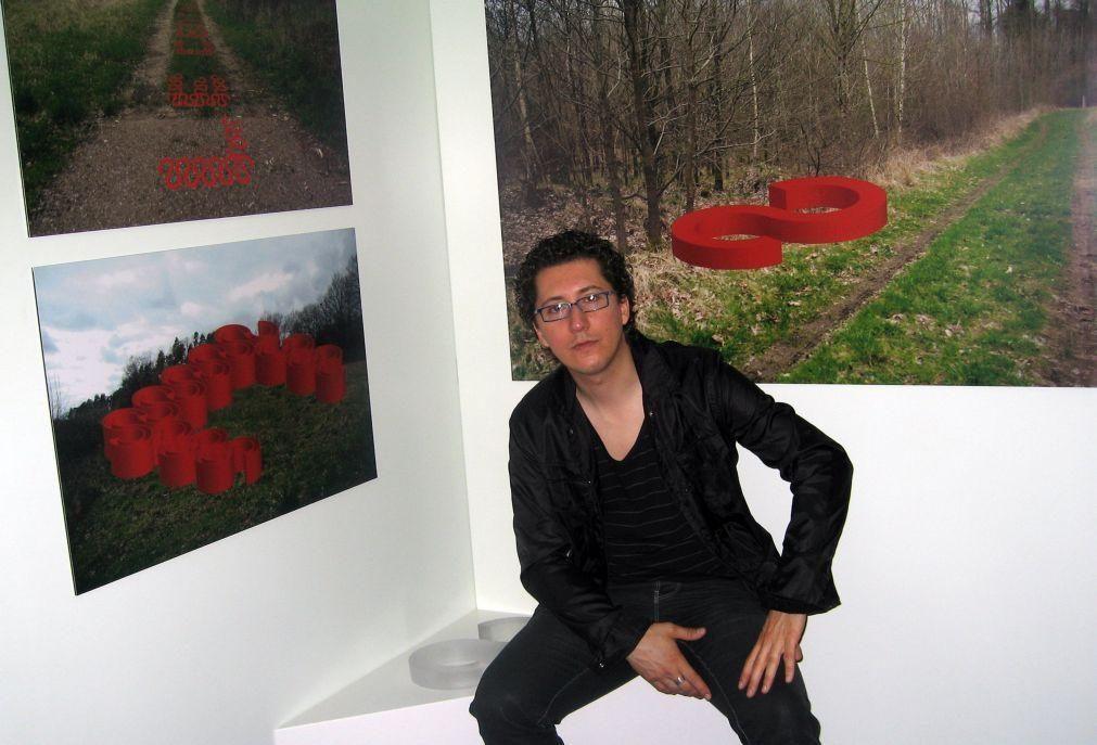 Artista Marco Godinho exibe no Museu de Arte Contemporânea do Luxemburgo