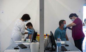Covid-19: Açores intensificam vacinação nas ilhas Terceira e São Miguel