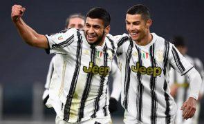 Cristiano Ronaldo em isolamento após caso de covid-19 na Juventus