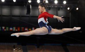 Tóquio2020: Ginasta Sunisa Lee confirma hegemonia dos EUA no concurso completo