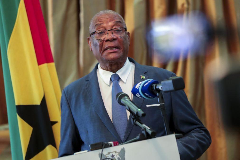 São Tomé/Eleições: Presidente diz que TC entrou em rutura e pede solução urgente