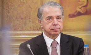 Advogados de Ricardo Salgado requerem nulidade de recusa de perícia médica