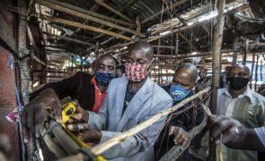 Covid-19: Moçambique anuncia mais 21 mortos e 1.774 novos casos em 24 horas