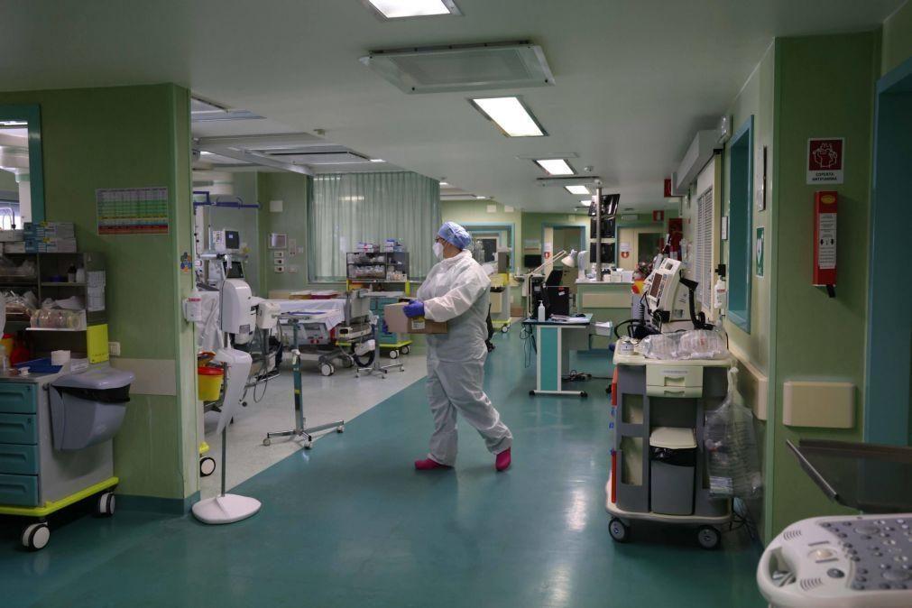 Covid-19: Itália regista 6.171 novos casos e 19 mortes num dia
