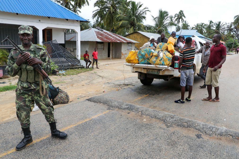 Moçambique/Ataques: Comissão de direitos humanos defende criação de código para militares estrangeiros