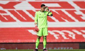 PSG empresta guarda-redes Alphonse Areola ao West Ham até final da época