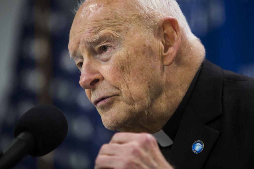 Ex-cardeal McCarrick acusado de agressão sexual contra adolescente