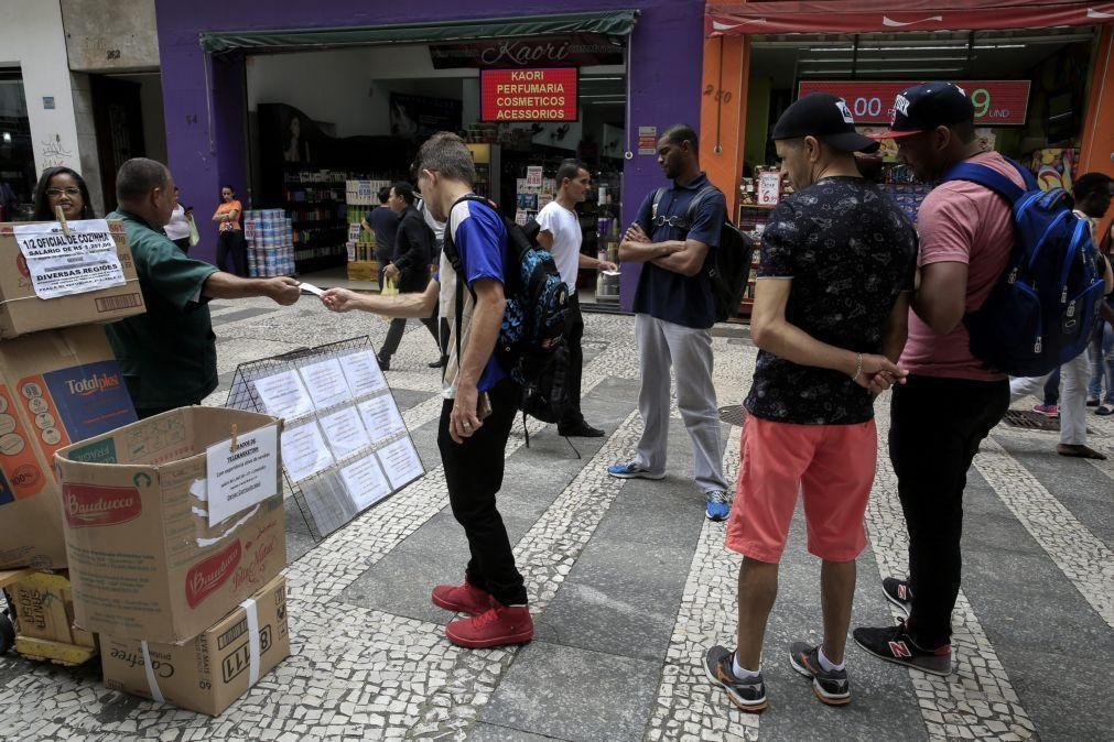 Brasil gera 1,5 milhões de empregos no primeiro semestre