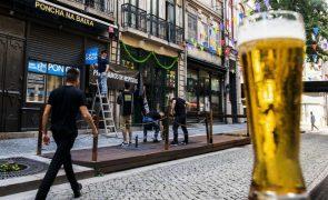 Covid-19: Bares podem reabrir no domingo com regras dos restaurantes - Governo
