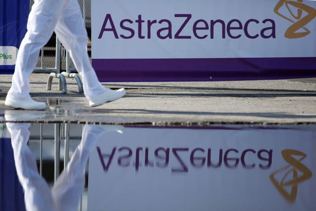 Covid-19: Receita da Astrazeneca com vendas das vacinas foi de 1,17 mil milhões