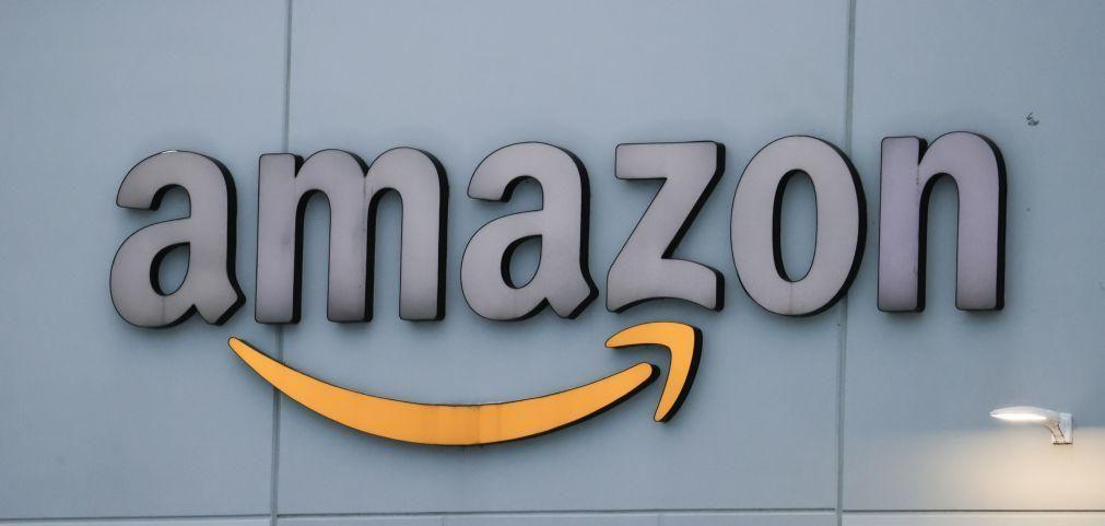 Lucros da Amazon sobem 48% para 7,8 mil milhões de dólares