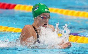 Tóquio2020: Nadadora sul-africana Tatjana Schoenmaker bate recorde do mundo dos 200 bruços