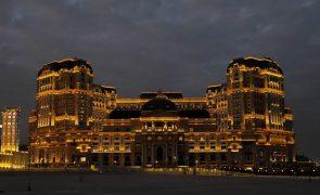 Grand Lisboa Palace abre hoje em Macau por fases, investimento total de 4,2 mil ME