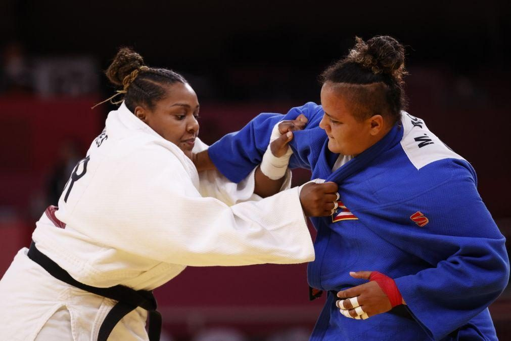 Tóquio2020: Judoca Rochele Nunes nona em +78kg ao perder no segundo combate