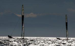 Tóquio2020: Jorge Lima e José Costa vencem nona regata de 49er