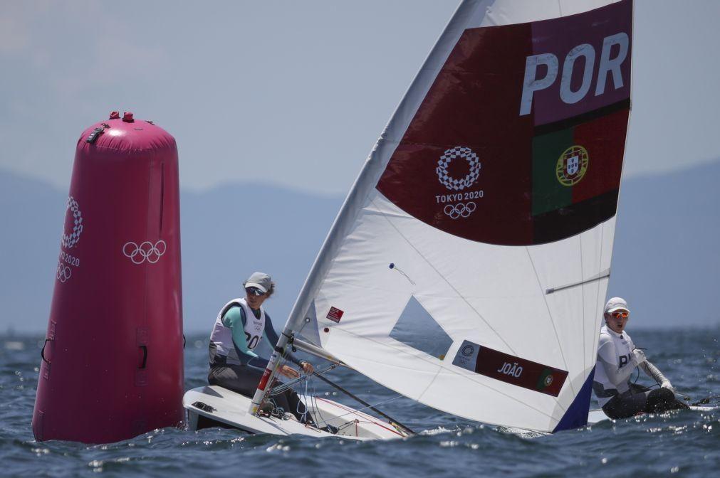Tóquio2020: Carolina João termina Laser Radial no 34.º lugar