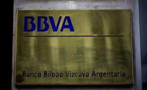 BBVA ganhou 1.911 milhões de euros até junho