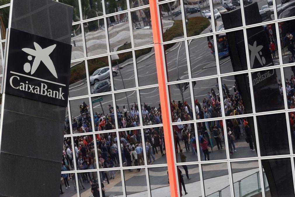 Lucro do CaixaBank avança para 4,1 mil ME no 1.º semestre pós integração com Bankia