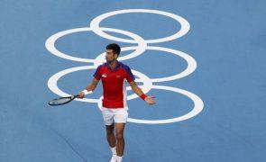 Tóquio2020: Djokovic cai nas meias-finais diante de Zverev