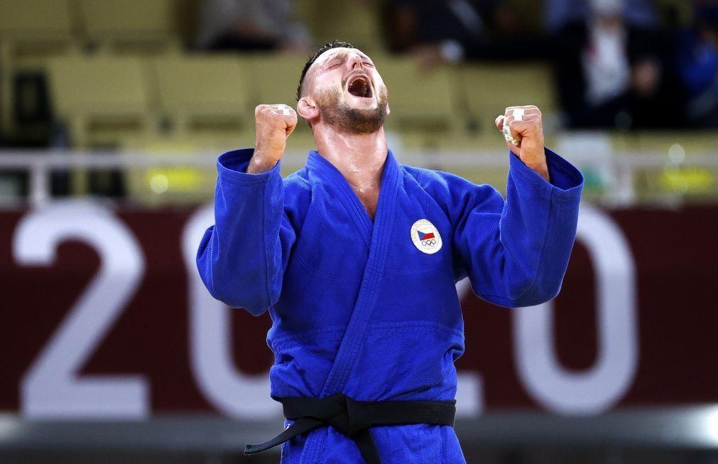 Tóquio2020: Checo Lukás Krpálek venceu segundo ouro olímpico da carreira no judo
