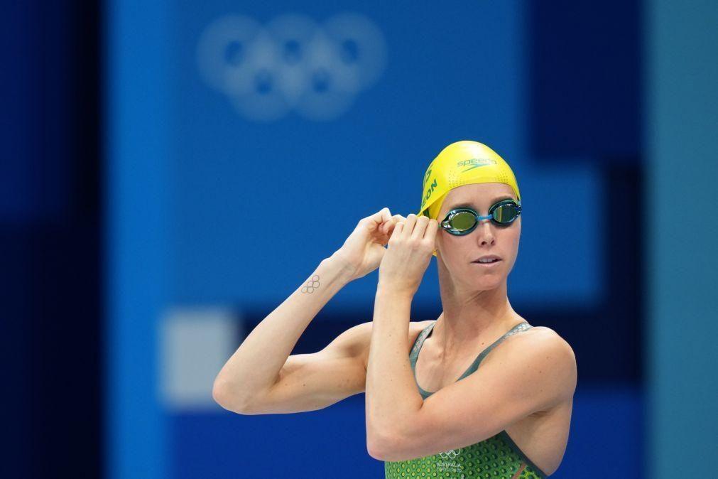 Tóquio2020: Nadadora Emma McKeon estabelece novo recorde olímpico agora nos 50 metros