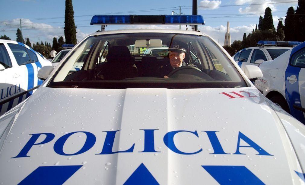 PSP apreende 50 facas de abertura automática em Braga