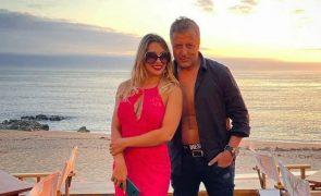 Empresário de futebol César Boaventura e Inês Marques de Got Talent namoram