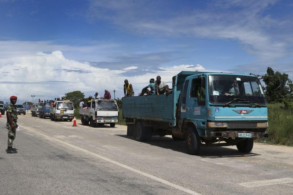 Governo moçambicano investe 168 ME para melhoria de vias de acesso em Cabo Delgado