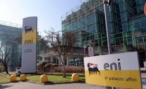 Petrolífera Eni anuncia que vai ligar campo angolano de Cuica à rede produção