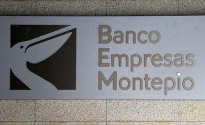 Banco Montepio reduz prejuízo para 33 ME no 1.º semestre