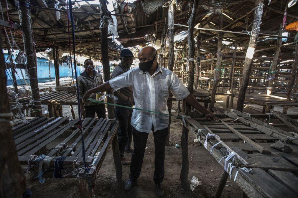 Covid-19: Mais 19 mortos e 2.290 novos infetados em Moçambique